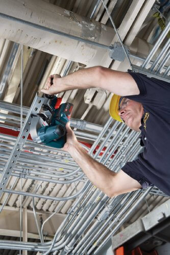 Bosch GCB 18 V-LI Professional Akku Metallbandsäge