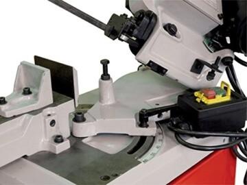 Holzmann BS 128PRO Metallbandsäge + 1 Sägeband -