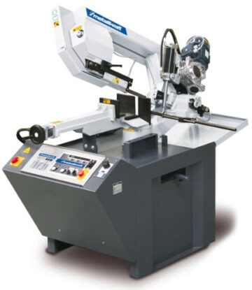 Metallkraft Bügel-Metallbandsäge BMBS 240 x 280 HA-G