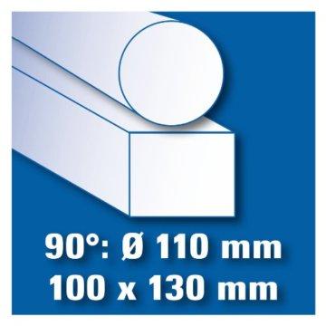 Einhell BT-MB 550 U Metall-Bandsäge